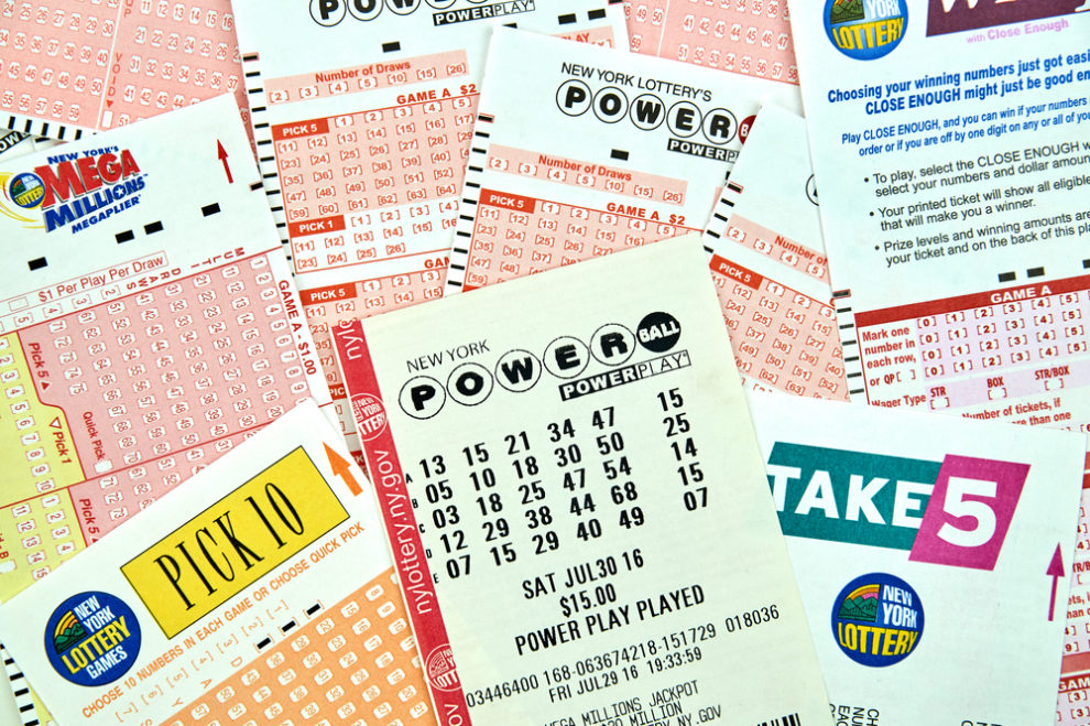 Lottery Jackpot Winner Offer